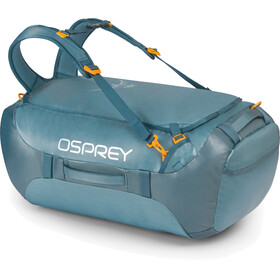 """Osprey Transporter 65 Backpack Keystone Grey"""
